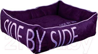 Лежанка для животных Trixie Side by Side 38386 (фиолетовый) - общий вид