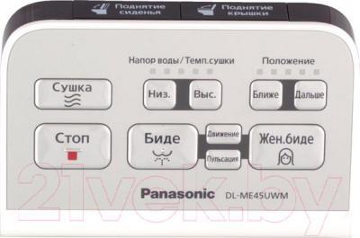 Электронная крышка-биде Panasonic DL-ME45UWM - пульт ДУ