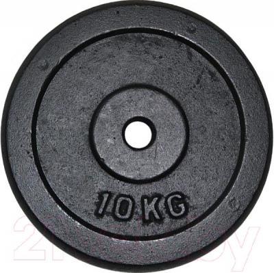 Диск для штанги Sundays Fitness WS4016 (10kg)