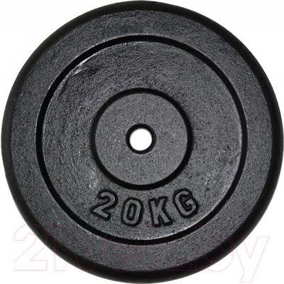 Диск для штанги Sundays Fitness WS4016 (20kg)