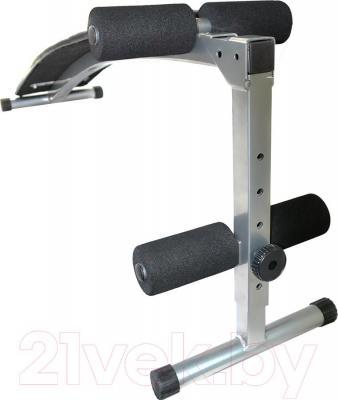 Скамья для пресса Sundays Fitness WS8001 (черный) - регулировка