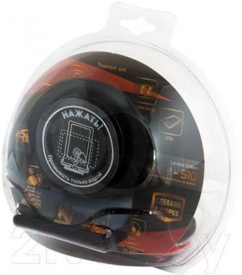 Держатель для портативных устройств Ritmix RCH-510 Limited Edition - упаковка