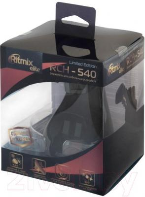Держатель для портативных устройств Ritmix RCH-540 Limited Edition - упаковка