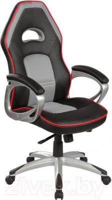 Кресло офисное Signal Q-055 (черно-серый) - общий вид