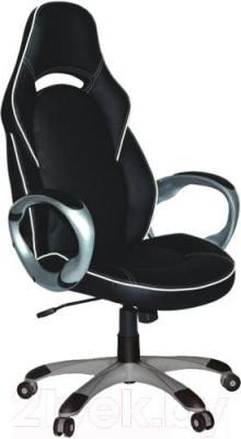 Кресло офисное Signal Q-114 (Black) - общий вид