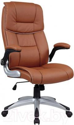 Кресло офисное Signal Q-021 (Brown) - общий вид
