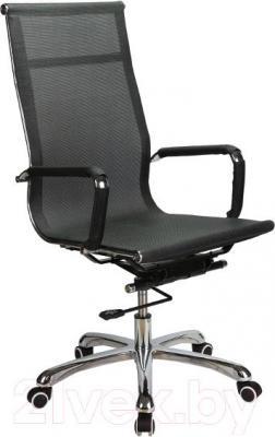 Кресло офисное Signal Q-126 (Black) - общий вид