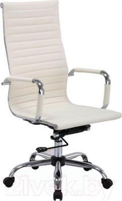 Кресло офисное Signal Q-040 (Beige) - общий вид