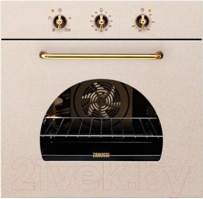 Электрический духовой шкаф Zanussi ZOB21301LR - общий вид