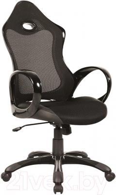 Кресло офисное Signal Q-111 (Black) - общий вид