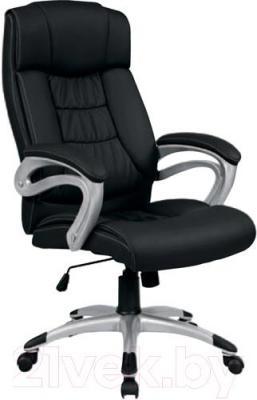 Кресло офисное Signal Q-08 (Black) - общий вид