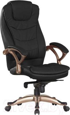 Кресло офисное Signal Q-065 (Black) - общий вид