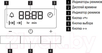 Электрический духовой шкаф Electrolux EOB93410AX