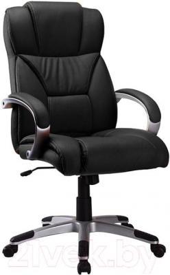 Кресло офисное Signal Q-044 (Black) - общий вид
