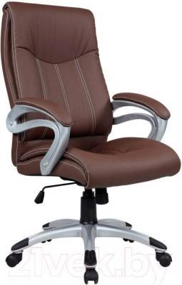 Кресло офисное Signal Q-012 (Brown) - общий вид