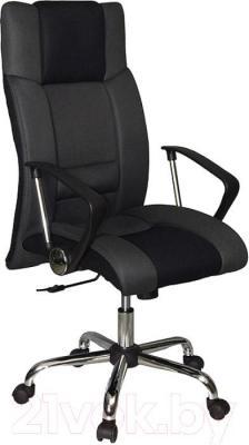 Кресло офисное Signal Q-086 (Black) - общий вид