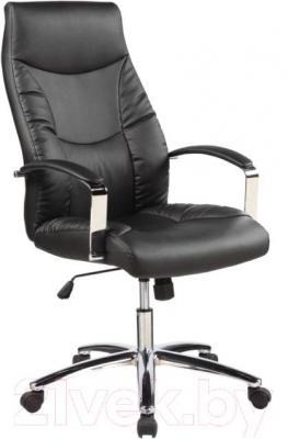 Кресло офисное Signal Q-132 (Black) - общий вид