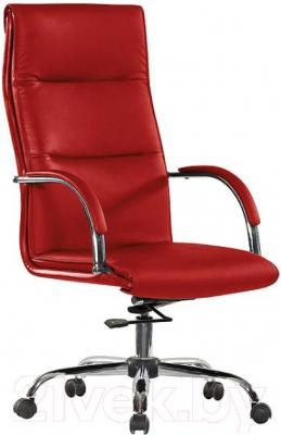 Кресло офисное Signal Q-092 (красный) - общий вид