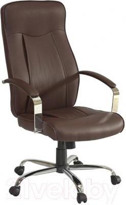 Кресло офисное Signal Q-052 (Brown) - общий вид