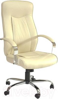 Кресло офисное Signal Q-052 (Beige) - общий вид