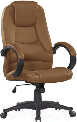 Кресло офисное Signal Q-045 (Brown) - общий вид