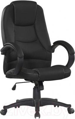 Кресло офисное Signal Q-045 (Black) - общий вид