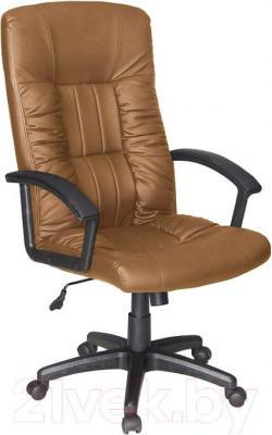 Кресло офисное Signal Q-015 (коричневый) - общий вид