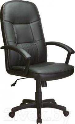 Кресло офисное Signal Q-124 (Black) - общий вид