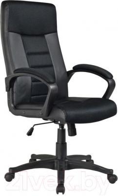 Кресло офисное Signal Q-049 (черный) - общий вид