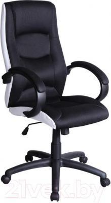 Кресло офисное Signal Q-041 (бело-черный) - общий вид