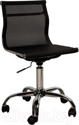 Кресло офисное Signal Q-001 (Black) - общий вид