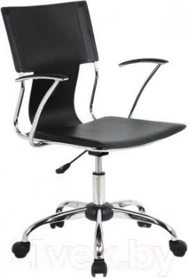 Кресло офисное Signal Q-10 (Black) - общий вид
