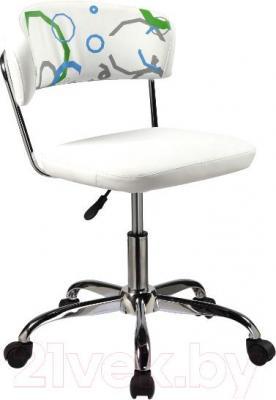 Кресло офисное Signal Q-999 (White) - общий вид