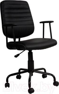 Кресло офисное Signal Q-138 (Black) - общий вид