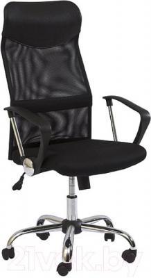 Кресло офисное Signal Q-025 (черный) - общий вид