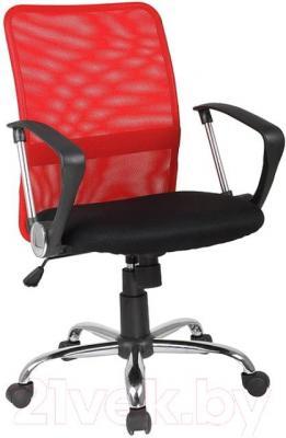 Кресло офисное Signal Q-078 (Black-Red) - общий вид