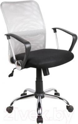 Кресло офисное Signal Q-078 (Black-Gray) - общий вид