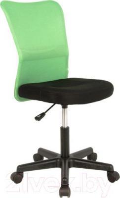Кресло офисное Signal Q-121 (Black-Green) - общий вид