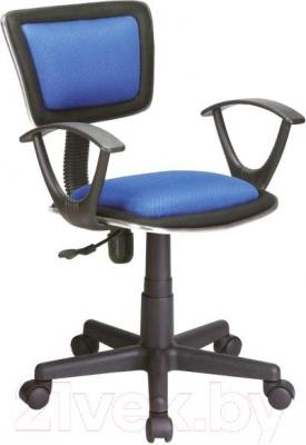Кресло офисное Signal Q-140 (Blue) - общий вид