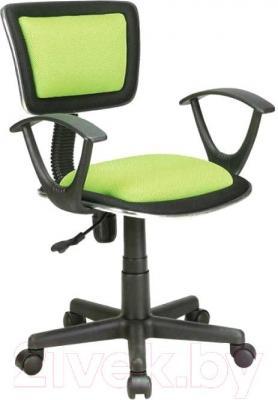 Кресло офисное Signal Q-140 (Green) - общий вид