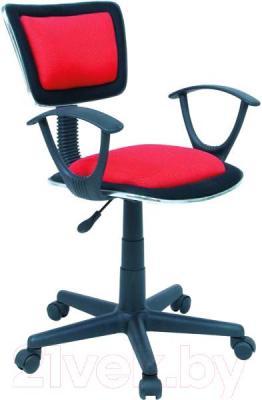 Кресло офисное Signal Q-140 (Red) - общий вид