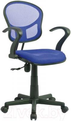 Кресло офисное Signal Q-141 (Blue) - общий вид