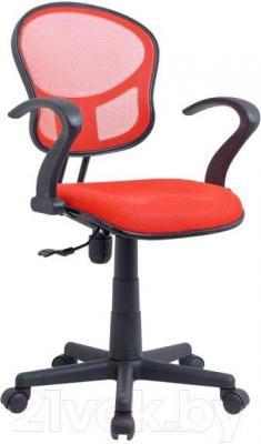 Кресло офисное Signal Q-141 (Red) - общий вид