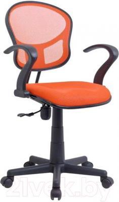 Кресло офисное Signal Q-141 (Orange) - общий вид