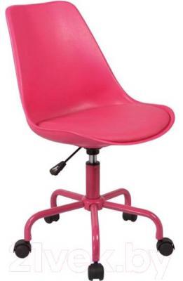 Кресло офисное Signal Q-767 (Pink) - общий вид
