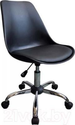 Кресло офисное Signal Q-777 (Black) - общий вид