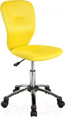 Кресло офисное Signal Q-037 (желтый) - общий вид