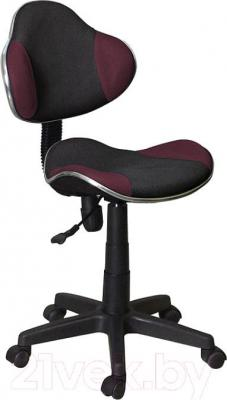 Кресло офисное Signal Q-G2 (Violet-Black) - общий вид