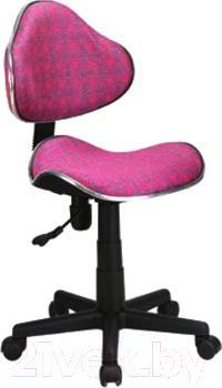 Кресло офисное Signal Q-G2 (Pink Patterned) - общий вид