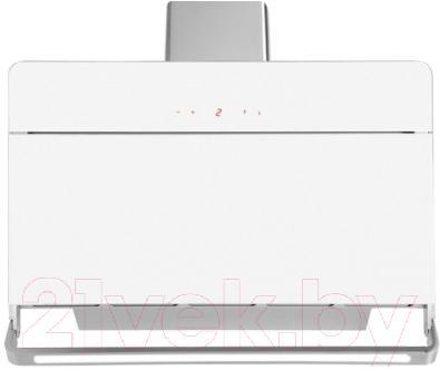 Вытяжка декоративная Ciarko Illumia 90 (белый) - общий вид